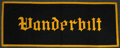 e40d1846c Vanderbilt University RARE Early 30 s Old English Banner VTG Commodores  Chipenco