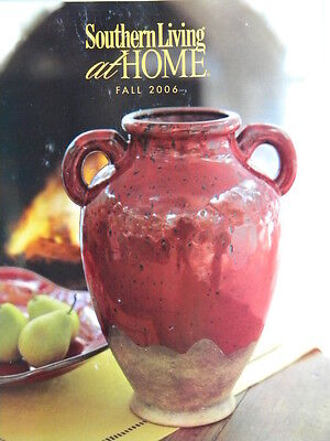 Southern Living at Home Fall 2006 Catalog Willow Reseller Design Resource