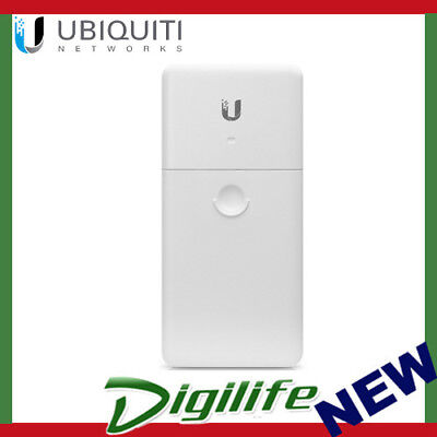 Ubiquiti NanoSwitch Outdoor 4-Port PoE Passthrough Switch N-SW