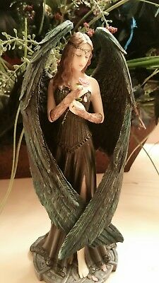 Nemesis Now *Angel Rose* Anne Stokes. Gothic Angel. New!