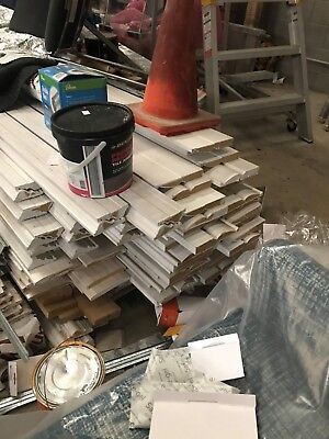 MDF primed skirting and architraves