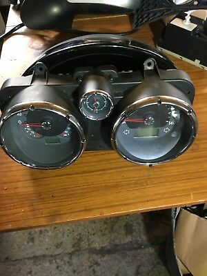 Vw Polo 6N2 Gti Clocks /speedo And Surround