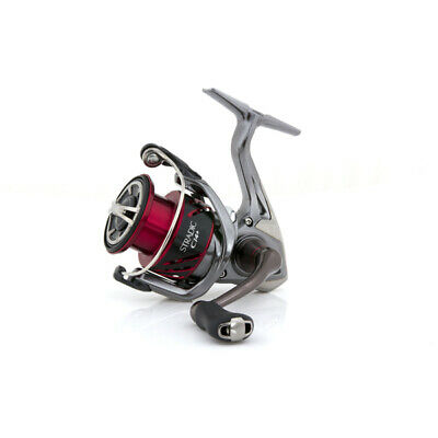 SHIMANO Stradic CI4+ 2500 FB ultraleichte Spinnrolle by TACKLE-DEALS !!!