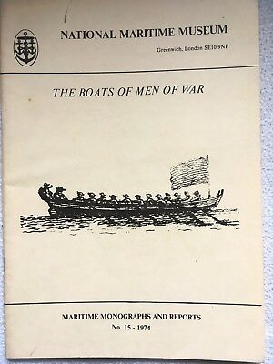 National Maritime Museum: The Boats of Men of War - Monografien und Beiträge