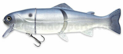 30,5cm slow sinking Green Shad Hechtköder by TACKLE-DEALS !! Castaic-Real-Bait