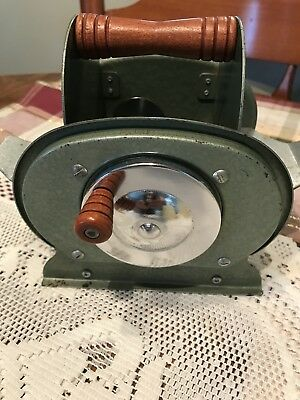 Vintage Johnson Card Shuffler By Nestor Mfg Chicago Il Patent Pending