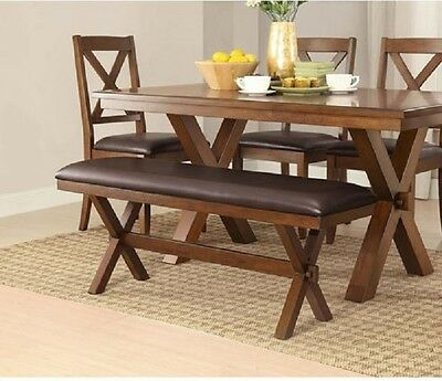 Wondrous Rustic Dining Table Farm House Kitchen Farmhouse Trestle 2 Andrewgaddart Wooden Chair Designs For Living Room Andrewgaddartcom