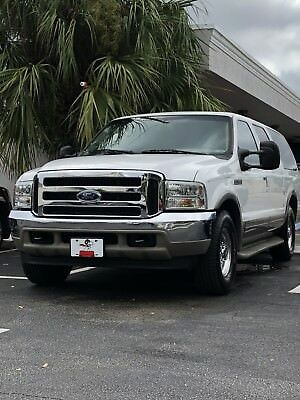 2000 Ford Excursion Limited 2000 FORD EXCURSION V-10 LIMITED - Mint Condition- Florida Car!!