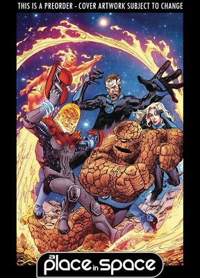 (Wk37) Fantastic Four, Vol. 6 #2C - Cosmic Ghost Rider Variant - Pre 12Th Sep
