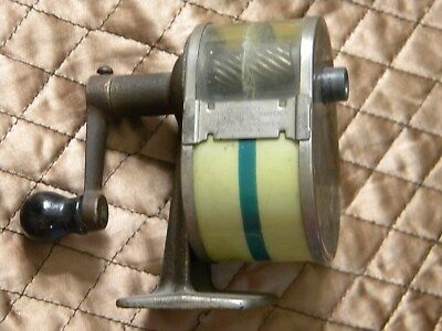 Chicago vintage pencil sharpener.  Early 1900s.  Mount or stand alone