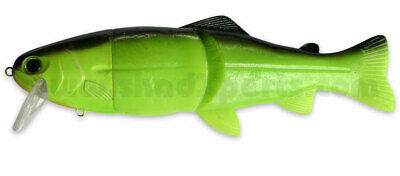 30,5cm floater Blue Shad Hechtköder by TACKLE-DEALS !!! Castaic-Real-Bait