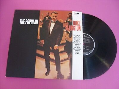Lp / The Popular Duke Ellington / Jazz Big Band / Top Zustand