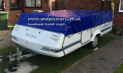 HAND MADE PENNINE APOLLO 1999-2001 HEAVY DUTY PVC TRANSIT COVER