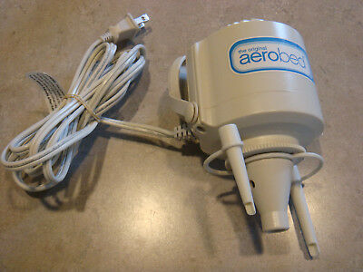Aero Bed The Original Air Bed Replacement Part PUMP Model 103H