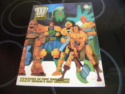 THE BEST OF 2000AD SPECIAL EDITION (132 Pages) #No 2 (1994)