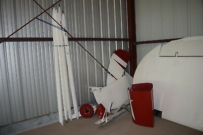 Piper Tri Pacer sealed wing struts
