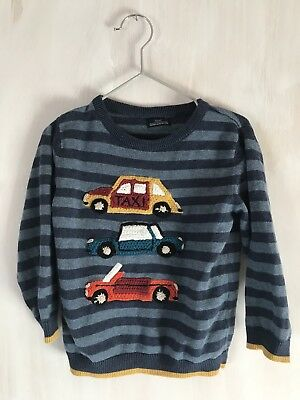 Baby Boy Toddler Jumper 18-24 Months Next
