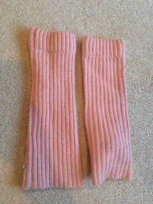 Ballet Girls Leg Warmers, Pink, Warm, Cozy, One Size