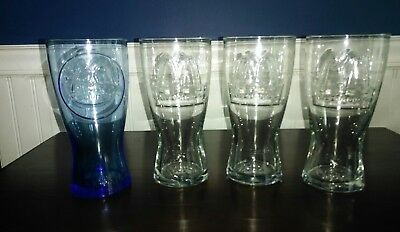Vintage 1992 1961 McDonalds Fountain Glasses