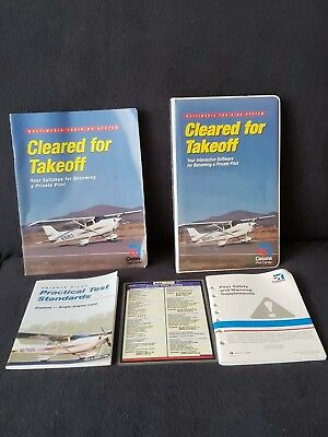 Cessna Pilot Center Cleared for Takeoff Privat Pilot Trng 29 CD Video Course