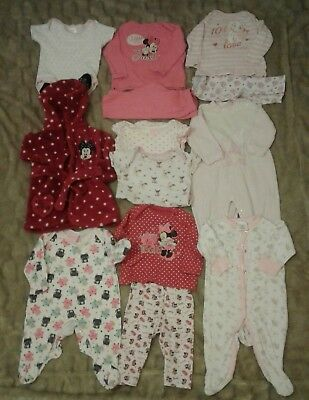Baby girls bundle 3-6 months