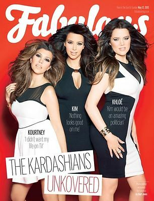 The Kardashians – Fabulous Magazine – 12 May 2013