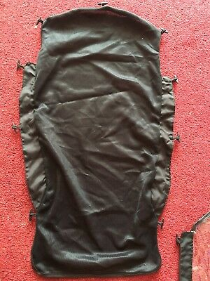 Phil And Teds Toggle UV Net mesh Back Flap Vibe Verve