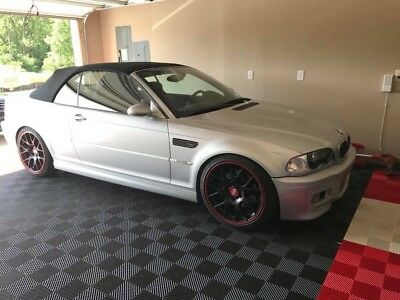 2001 BMW M3 Convertible 2001 bmw m3 ***RARE 6-speed MANUAL***