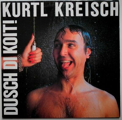 Lp At**kurtl Kreisch - Dusch Di Koit! (Juke-Box '89 / With Lyrics-Sheet)**28868