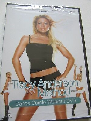 Tracy Anderson Method - Dance Cardio Workout (DVD, 2012)