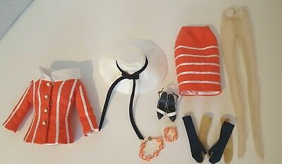 "Tonner Monica Merrill ""it Girl"" Complete Outfit"