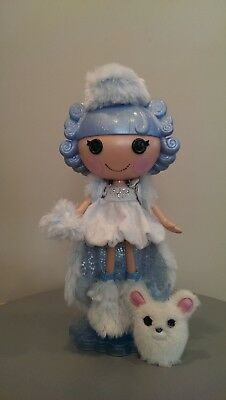 Ivory Ice Crystals Full Size Lalaloopsy Holiday Collector Edition 2012