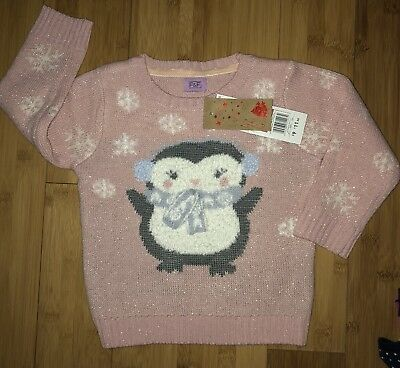 FF Baby Girls Sweater 12-18 M