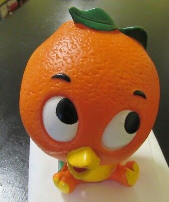 Vintage Walt Disney Florida Orange Bird Plastic Bank Mascot