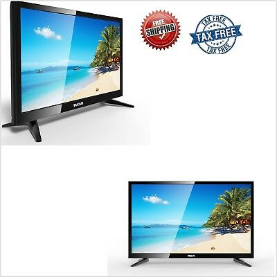 19 Inch Class HD 720P LED TV Sleep Timer Programmable Channel English 60Hz
