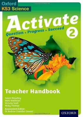 Activate 2: Teacher Handbook by Thomas, Nicky Book The Cheap Fast Free Post