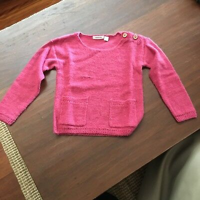 Country Road Kids knitted top pullover sweater, size 05
