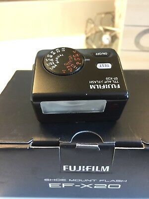 Fujifilm  EF-X20 Shoe Mount Flash for  Fujifilm