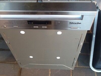 miele dishwasher RRP$1600(make And Offer)45 Cm Wide