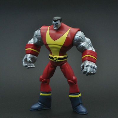 """Universe Wolverine and the X Men animated Colossus 3.75"""" action figure"""