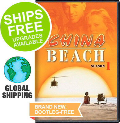 China Beach Complete First Season One 1 (DVD, 2013) NEW, Dana Delany