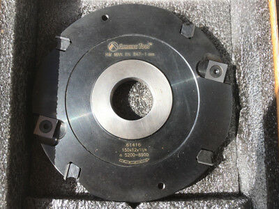 Spindle moulder molder cutter - Amana woodwork grooving cutter AS NEW CONDITION!