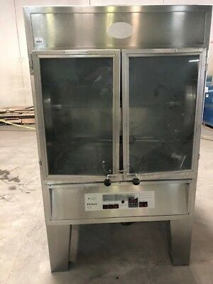 Hickory 5.7E Gas 35 Chicken Rotisserie Oven Cooker