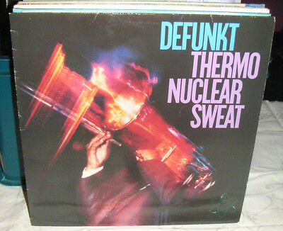DEFUNKT - Thermo Nuclear Sweat * LP * Hannibal