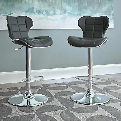 Pleasing Orren Ellis Carty Adjustable Height Swivel Bar Stool Set Of Ocoug Best Dining Table And Chair Ideas Images Ocougorg