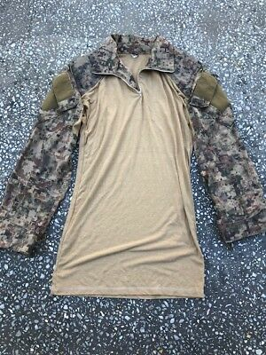 Australian Army Trial Cam Under Armour Shirt Special Forces Used SAS Afghanistan