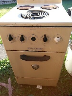 1950s Electrice stove. not working