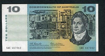 $10 Coombs Wilson SAE 467062 Unc