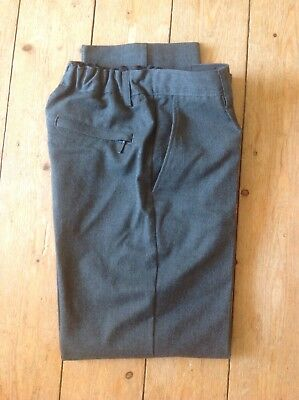Marks And Spencer Boys School Trousers Age 10 To 11 Years