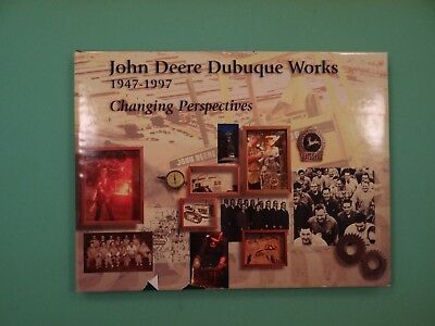 John Deere Dubuque Works Employee Plant History Book